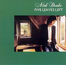 CD NICK DRAKE FIVE LEAVES LEFT NUOVO ORIGINALE SIGILLATO NEW ORIGINAL SELAED