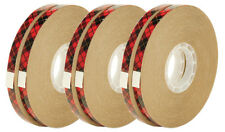 Scotch 3M ATG Adhesive Tape Glider Gun General Purpose Refill 6 rolls 1/4x36yd