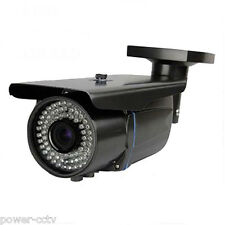 AM 1.3MP 1300TVL 72IR 2.8-12mm Varifocal Zoom Lens 196.85 feet  Security Camera