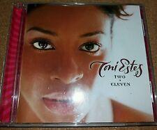 TONI ESTES  ---   TWO ELEVEN   ---  RARE INDIE R&B CD ALBUM