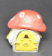 4.0111 kleines Schlumpfhaus  aus Schlumpfsammlung  Schlümpfe Smurf Pitufo