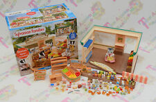 Sylvanian Families Village Store - Boxed Ex Con Flair MORE AVAILABLE for Xmas!!!