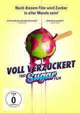 DVD * VOLL VERZUCKERT - THAT SUGAR FILM  - DAMON GAMEAU # NEU OVP §