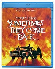 Stephen King's Sometimes They Come Back (2015, Blu-ray NEUF)