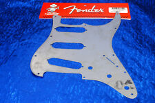 New Genuine Fender 62 Pickguard Shield Aluminum Made in USA +Free Guitar Method