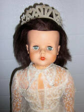 """Deluxe Premium Corp. Vintage 30"""" Betty the Beautiful Bride Doll"""