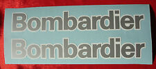 BOMBARDIER SEADOO JETSKI QUAD STICKER DECAL