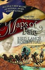Maps of Fate (Threads West An American Saga)-ExLibrary
