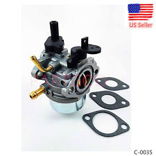 Carb For Briggs & Stratton 801396 801233 801255 Snow-Blower Carburetor