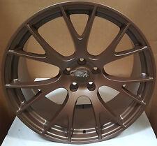 22 Hellcat Wheels Matte Bronze Rims Fit Dodge RAM 1500 Dakota Durango Aspen
