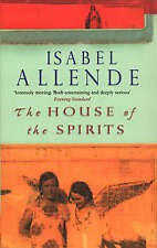 The House Of The Spirits, Allende, Isabel Paperback Book