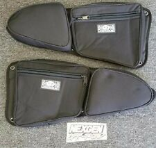 Door Bags 2014 2015 2016 Polaris RZR 1000 XP4 and 2015 +RZR 900-BLACK (PAIR)
