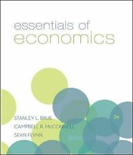 Essentials of Economics by Sean Flynn, Stanley Brue and Campbell McConnell