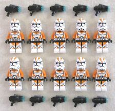10 NEW LEGO STAR WARS 212th BATTALION TROOPER MINIFIG LOT Utapau figures 75036