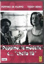 """Peppino, le modelle e """"chella llà"""" (1957 Mario Mattoli) Peppino De Filippo DVD"""