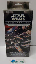 Gioco Game Star Wars Miniatures Booster Pack Miniature New - STARSHIP BATTLES -