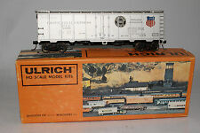Ulrich HO Scale Model Kit, UNION PACIFIC PACIFIC FRUIT EXPRESS REEFER CAR