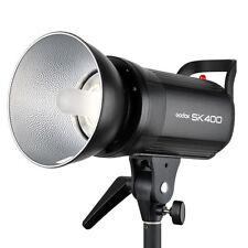 Godox SK400 Photography 400WS LED 5600K Flash Studio Strobe Light Lamp 110V/220V