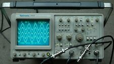 Tektronix 2465 300 MHz Oscilloscope, Calibrated, SN: B026347 Works Great!