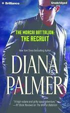 The Recruit by Diana Palmer narrated by Todd McLaren Unabridged CD Audio Book