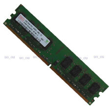 Hynix 2GB PC2-6400U DDR2 800 MHZ CL6.0 RAM Low-Density Desktop memory DIMM 2RX8