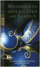 """Livre Roman Deustch """" Weihnachts-Geschichten AM Kamin . 5  """" ( No 7735 )"""