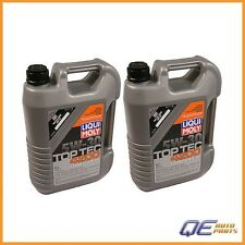 10 Liters Liqui Moly Synthetic Long Life Motor Oil Made in Germany 2011