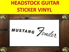 FEND BLACK MUSTANG LEFT HANDED ZURDO VISIT MY STORE CUSTOMIZED GUITAR BASS