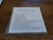 DAYS - EVORA - LOVETRONIC - CD collector / promo CD !!! HOTEL COSTES VOL. 2
