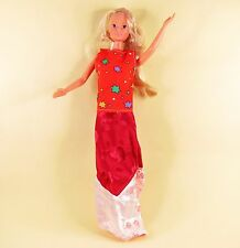 Clothes Party Dress Gown Outfit SIMBA Barbie Doll + Young Pretty Figure Body K69