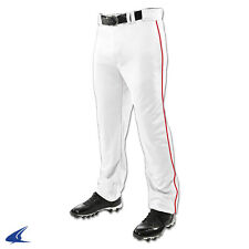 New! Champro Triple Crown Youth or Adult Pro Open Bottom Piping Baseball Pant