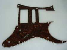Front route guitar pickguard fits RG550 Jem RG  Pickguard Tortise