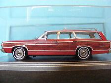 Ford Ltd país Escudero paneles de madera Station Wagon 1968 por Kess 1:43rd italiana