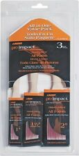 NEW LINZER A2160S 3 PIECE CHINA BRISTLE PRO IMPACT PAINT VARNISH BRUSH 1935535