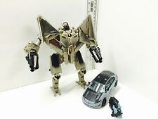 Transformers Movie Starscream & DOTM Jolt Spare Or Repair Action Figures