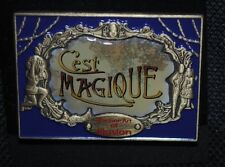 Disney Pin - DCL C'est Magique Show Disney Cruise Line NEW