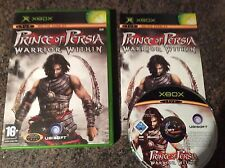 Prince Of Persia Warrior Within Xbox Game! Complete! Look At My Other Games!