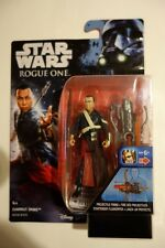 STAR WARS NEW ROGUE ONE WAVE 2 CHIRRUT IMWE MOC HASBRO ACTION FIGURE rare