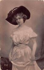 Miss F Morcom, 22 Warwick Street, Barrow-in-Furness 1908 jb363