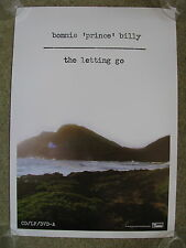 Bonnie Prince Billy - The Letting Go - PROMO POSTER