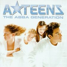"A*Teens ""The Abba Generation"" CD"