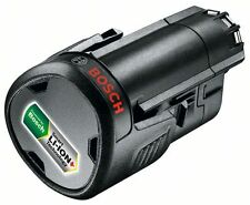 Genuine BOSCH 10,8V 2.0a Batería lithiumion Recargable 1600A0049P 3165140808804