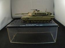 Kiosque M1A1HA Abrams Tank Battalion Iraq 2003 1/72 neufBoxed / En boîte