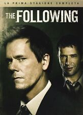 THE FOLLOWING - STAGIONE 1 (4 DVD) COFANETTO SERIE TV FOX SKY