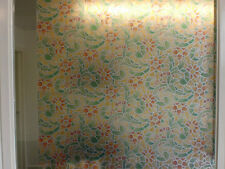 STAINED GLASS EFFECT MOSAIC FROSTED WINDOW FILM - 90cm x 1m Roll WT074