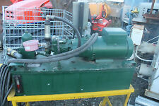 ABEX HYDRAULIC & AIR EQUIPENT HYDRAULIC POWER PACK PUMP FV6-2R1A-C00 5HP 5 GPM