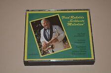 Fred Rabolds - Schönste Melodien / Rabold Musikproduktionen / 3CD / 66 Lieder