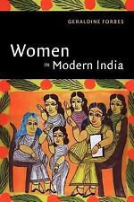 Women in Modern India (The New Cambridge History of India) by Forbes, Geraldine