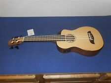 NEW Oscar Schmidt OUB500K Spruce Top Ukulele Bass & Gig Bag!