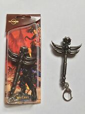 World of Warcraft Weapon Keychain Keyring Figure Skull ship from U.S.